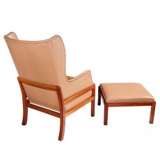 MK50 Wing Back Chair