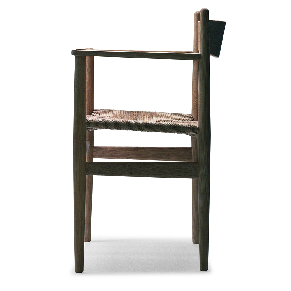 Ch36 and ch37 chairs hans j wegner carl hansen and for Wegner dining chair
