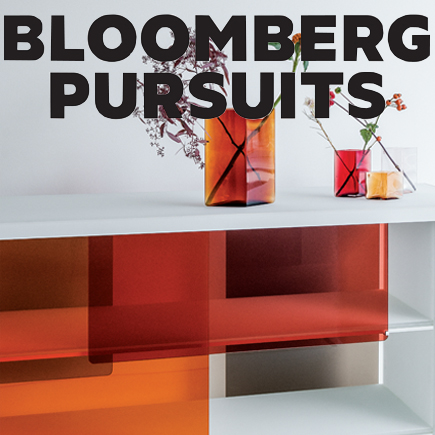 Bloomberg pursuits layers suite ny glas italia