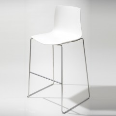 Catifa 46 High Back Stool
