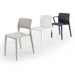 Juno Open Back Chair