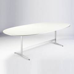 Piet Hein Super-Elliptical™ Table