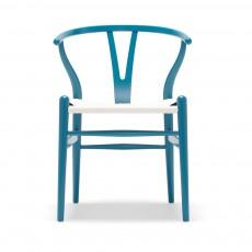 CH24 Wishbone Chair - Blue Series