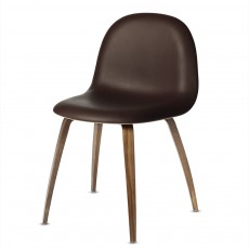 GUBI 3D Dining Chair Wood Base