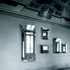 Leon Battista Mirror