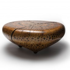 Pollock Table - Leopard Spotted Sugar Pine