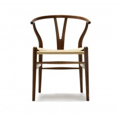 CH24 Wishbone Chair - Walnut