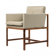 CB-540 Wood Frame Side Chair