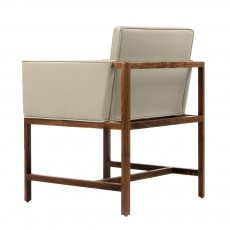 CB-54 Wood Frame Side Chair