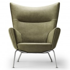 CH445 Wing Chair X Edelman