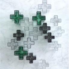 Crosses Vase