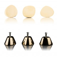 Face Knob - Set of 3