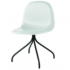 GUBI 3D Dining Chair Swivel Base