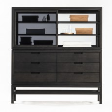 Silent Drawer Cabinet