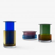 Tricolore Vases