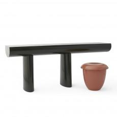 Urushi Green Table