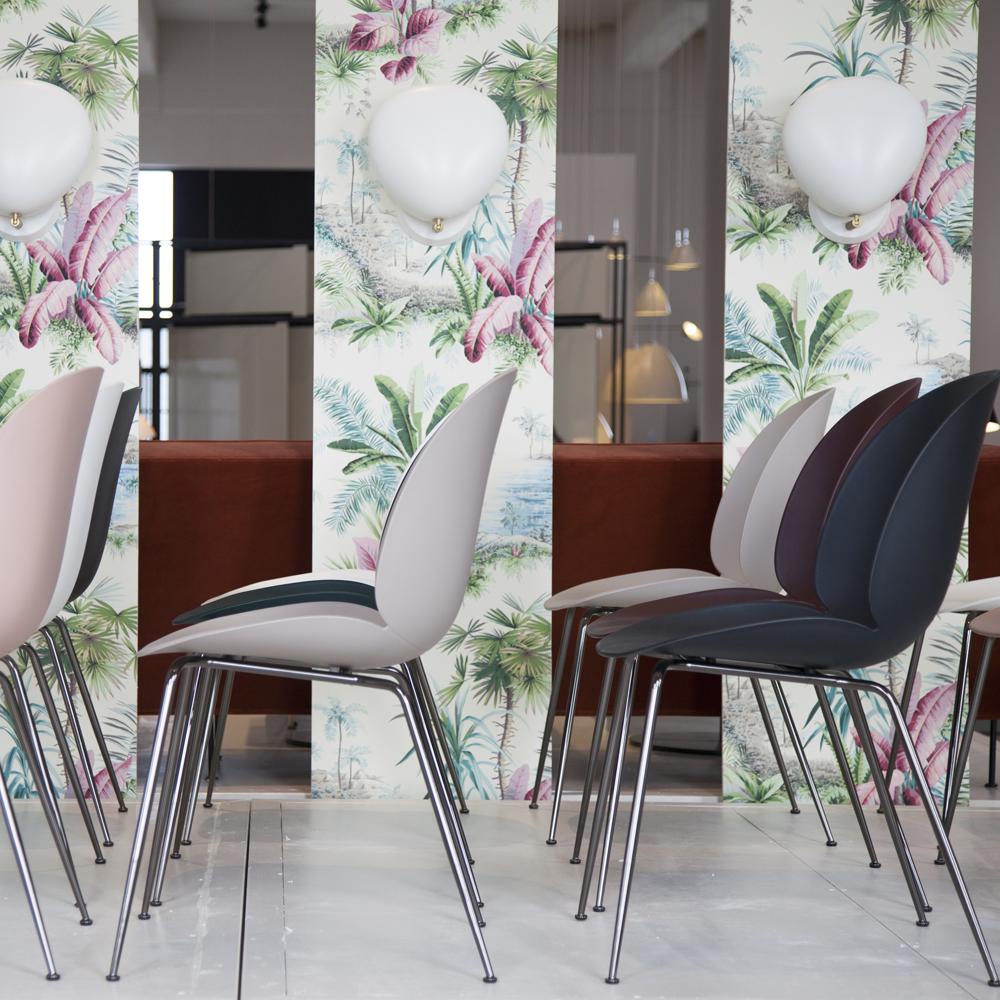 plastic beetle chairs