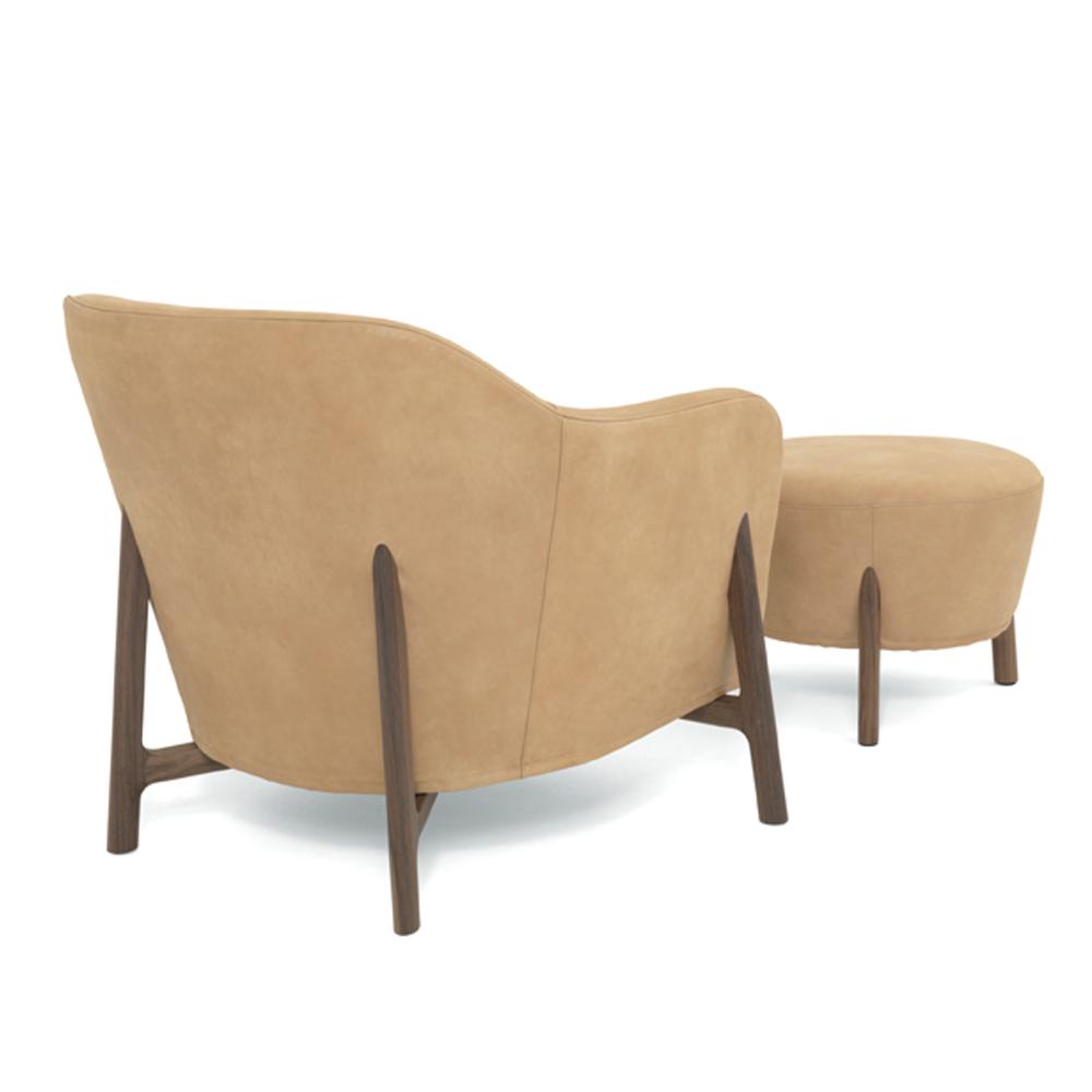Pilotis designed by Philippe Nigro for DePadova.