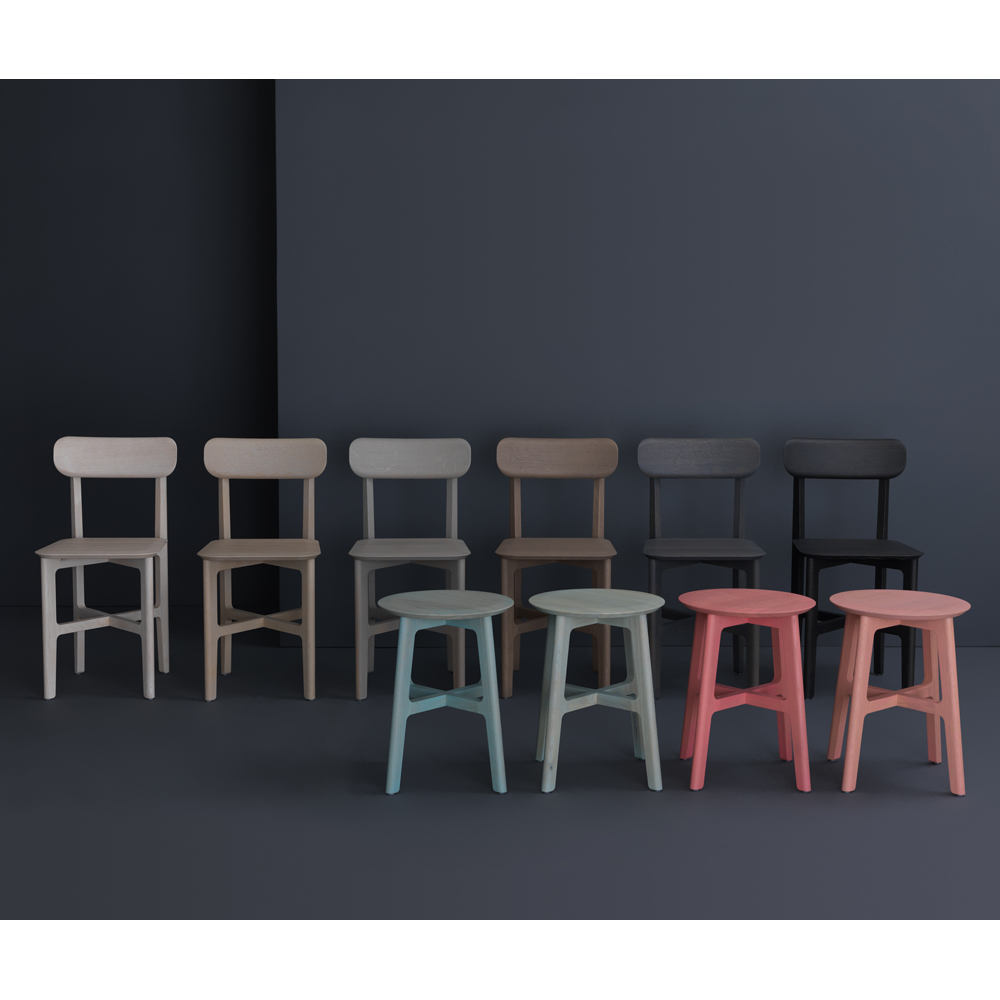 1.3 Stool designed by Kihyun Kim for Zeitraum