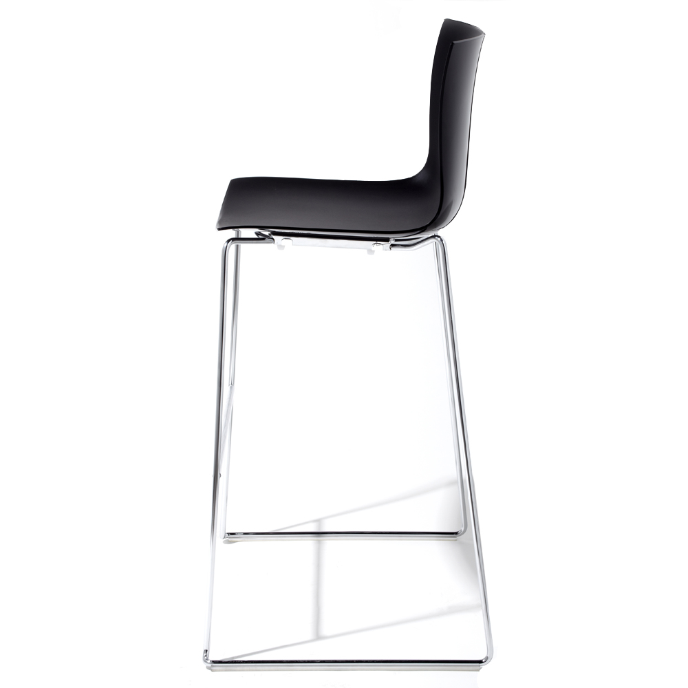 Catifa 46 High Back Stool designed by Leivore, Altherr, Molina for Arper