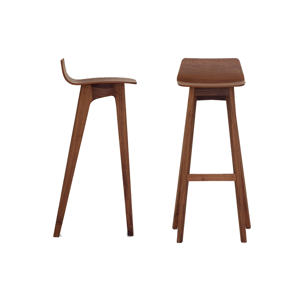 Morph Bar stool designed by Formstelle for Zeitraum