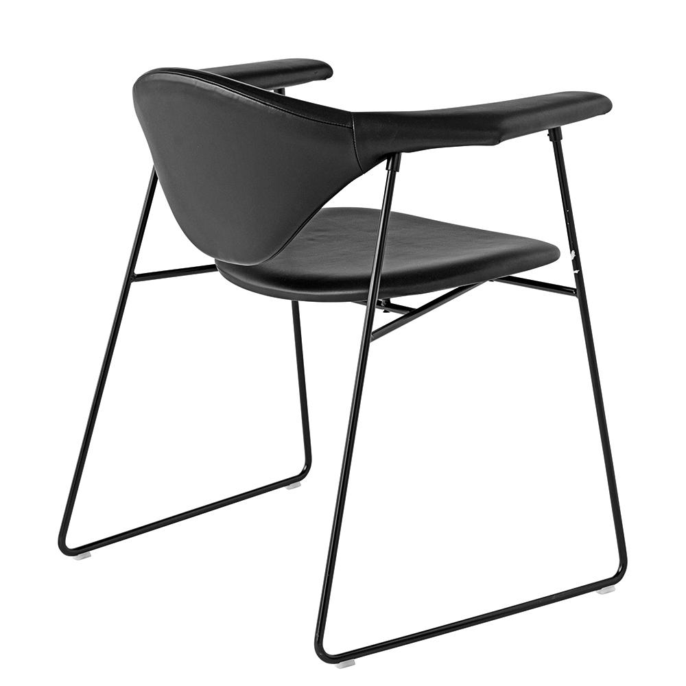Masculo Dining Chair designed by GamFratesi for GUBI Denmark