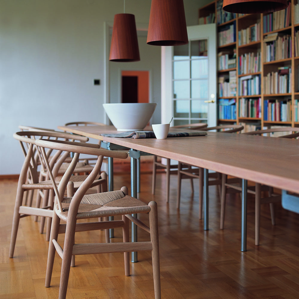 Ch24 Wishbone Chair Hans J Wegner Carl Hansen And Son