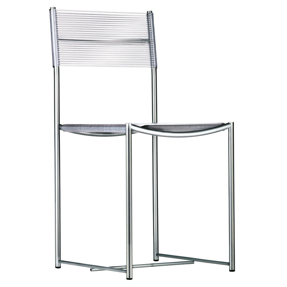 Spaghetti Chair designed by Giandomenico Belotti for Alias