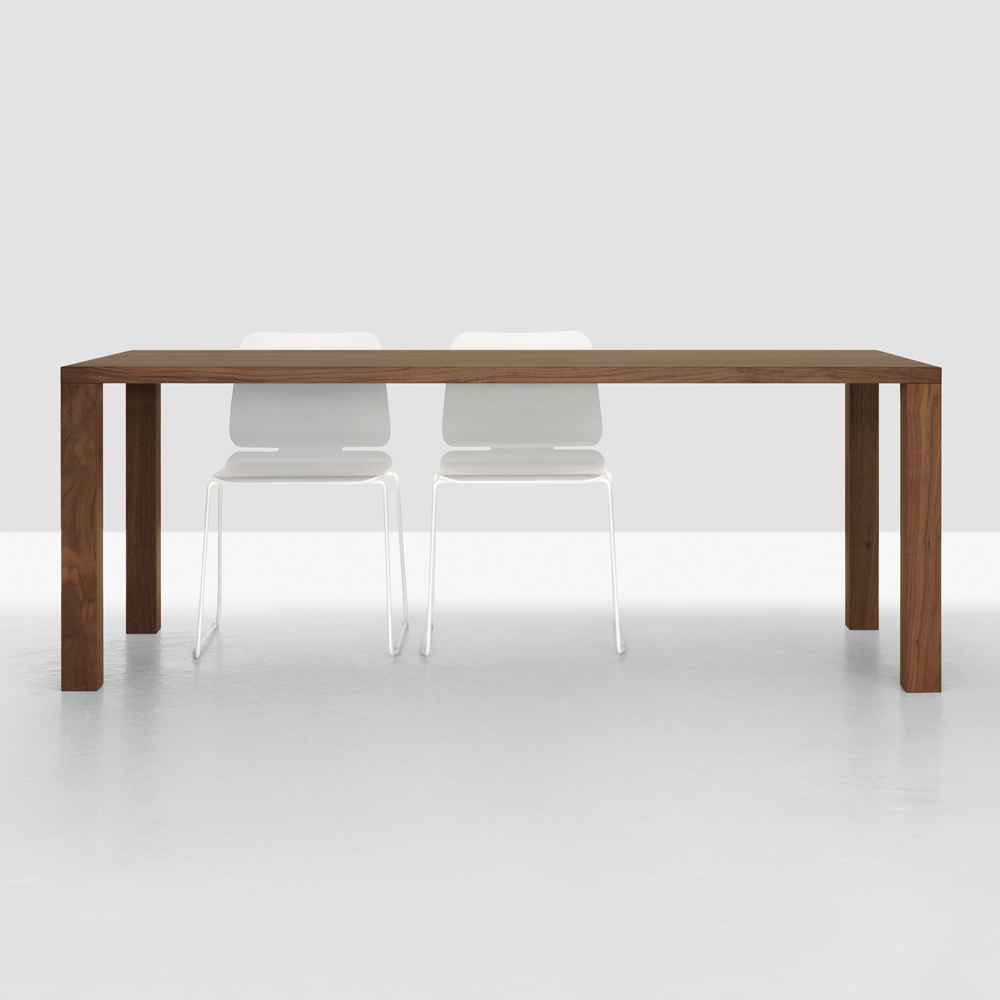 Pjur dining table Peter Joebsch Zeitraum solid wood german design