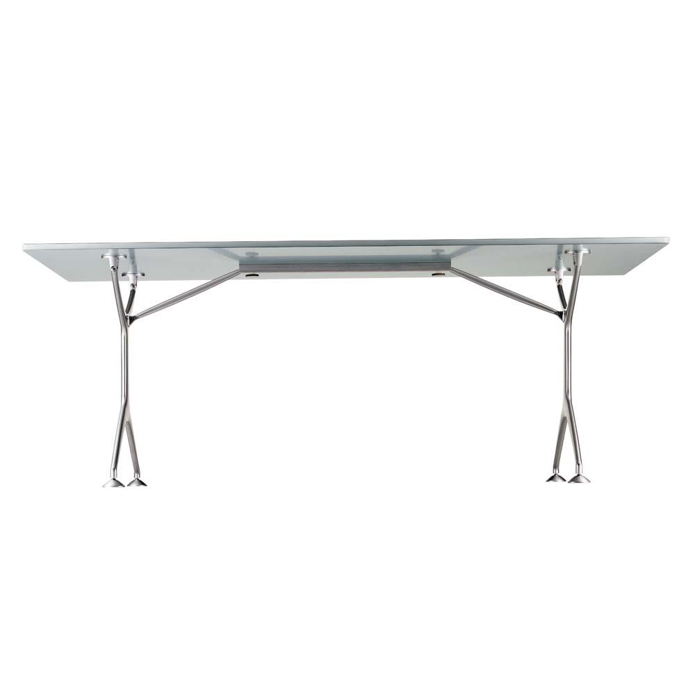 Frame Folding Table designed by Alberto Meda for Alias