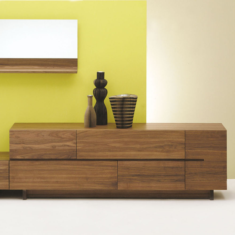 Low Sideboard designed by Formstelle for Zeitraum