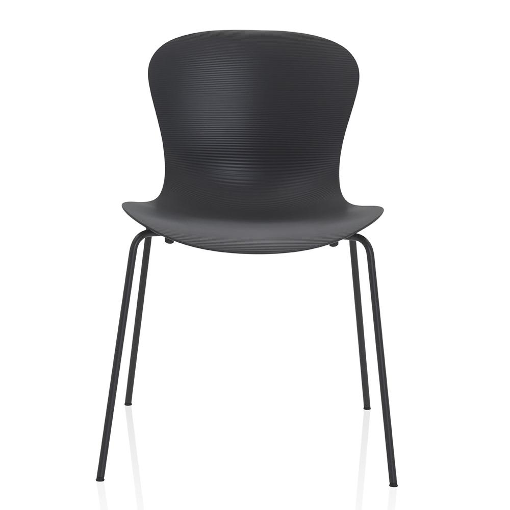 Nap armless chair designed by Kasper Salto for Republic of Fritz Hansen