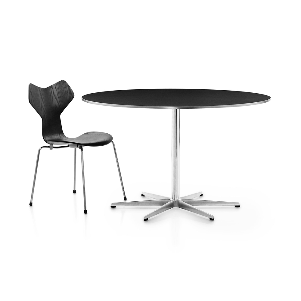 Piet Hein Table Series™ designed by Piet Hein, Bruno Mathsson, Arne Jacobsen for Fritz Hansen