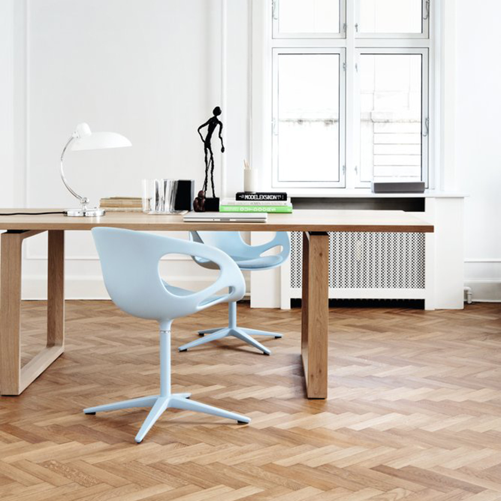 Essay table designed by Cecilie Manz for Republic of Fritz Hansen