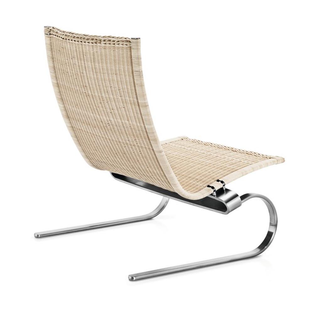 PK20™ lounge designed by Poul Kjaerholm for Fritz Hansen