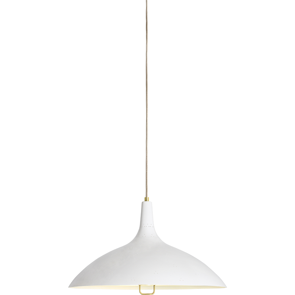 1965 pendant lamp paavo tynell gubi mid century modern designer hanging pendant light