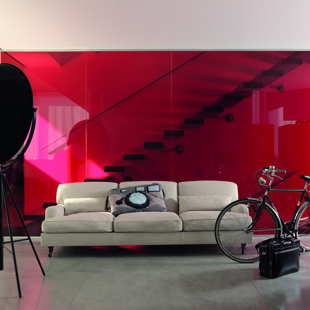 Raffles Sofa designed by Vico Magistretti for DePadova