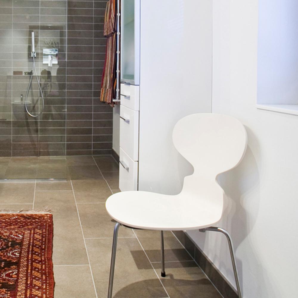 Ant chair designed by Arne Jacobsen for Fritz Hansen