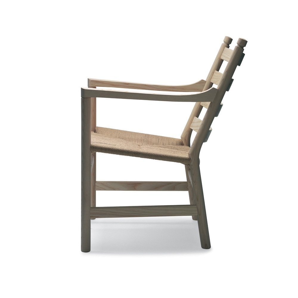 CH44 Ladderback Chair designed by Hans J. Wegner for Carl Hansen and Son