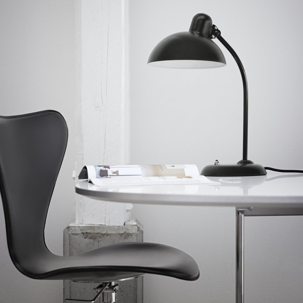 KAISER idell™6556-T Table Lamp designed by Christian Dell, manufactured by Fritz Hansen.