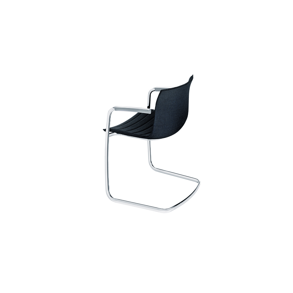 Catifa 53 Sled Base Chair Arper Lievore Altherr Molina
