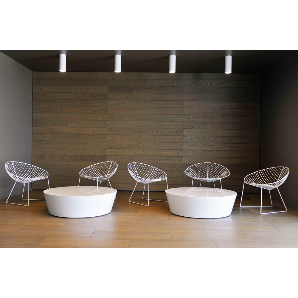 Leaf Lounge designed by Lievore, Altherr, Molina for Arper