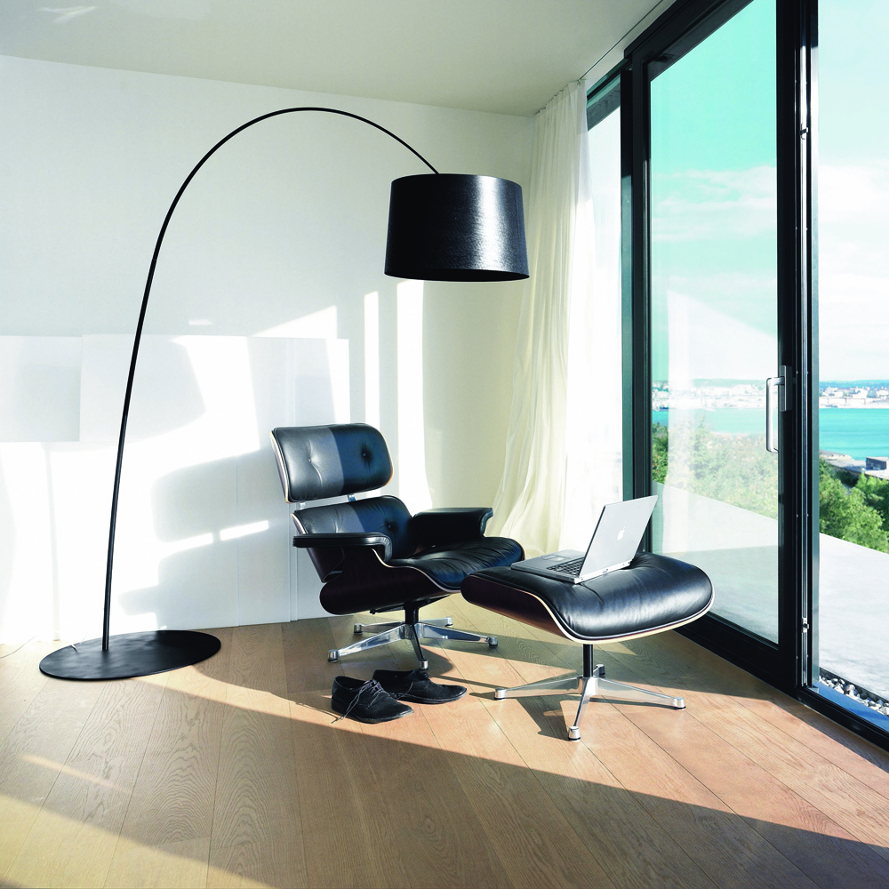 Twiggy Floor designed by Marc Sadler for Foscarini