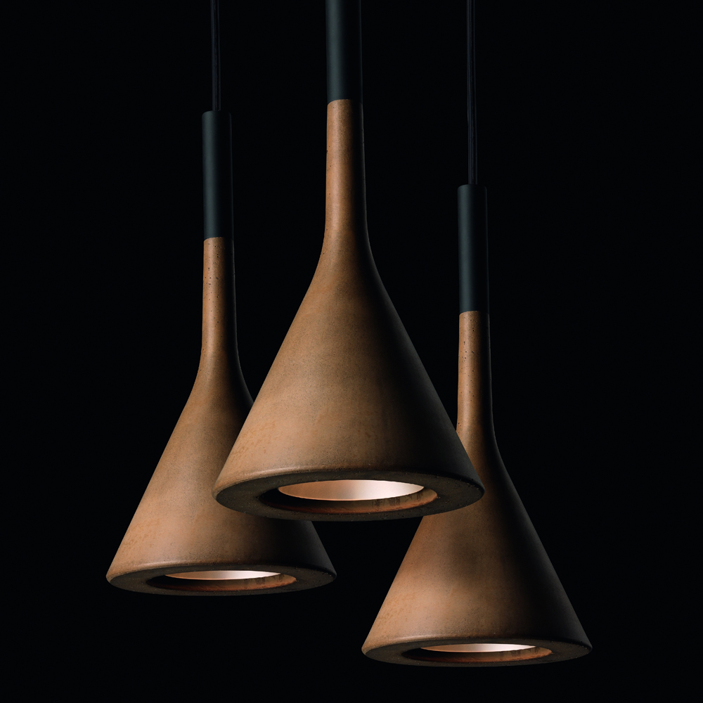 Aplomb designed by Paolo Lucidi and Luca Pevere for Foscarini