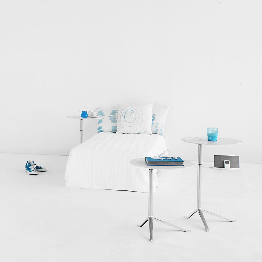 Little Friend side table designed by Kasper Salto for Fritz Hansen
