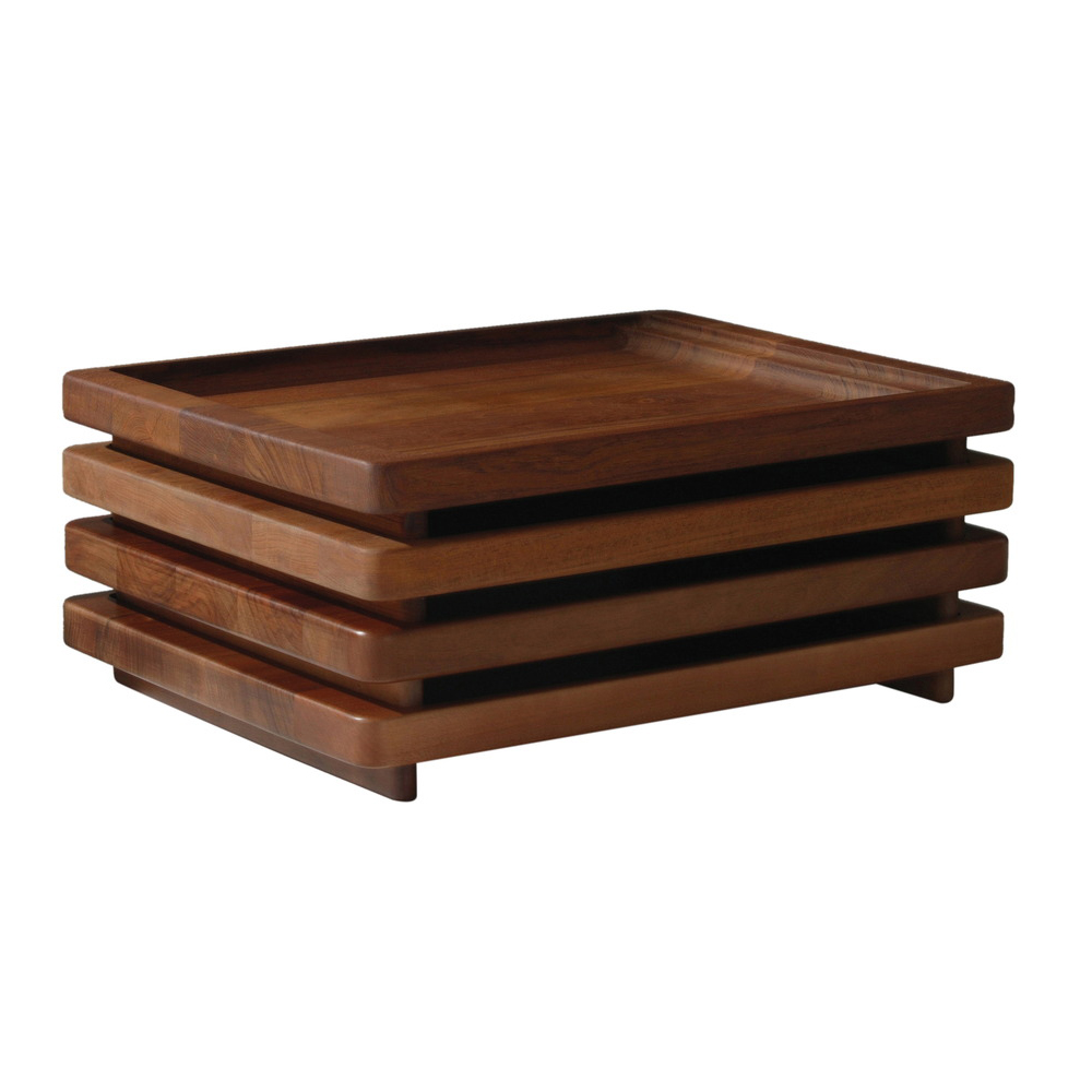 CB-12 Stacking Trays designed by Craig Bassam and Scott Fellows of BassamFellows