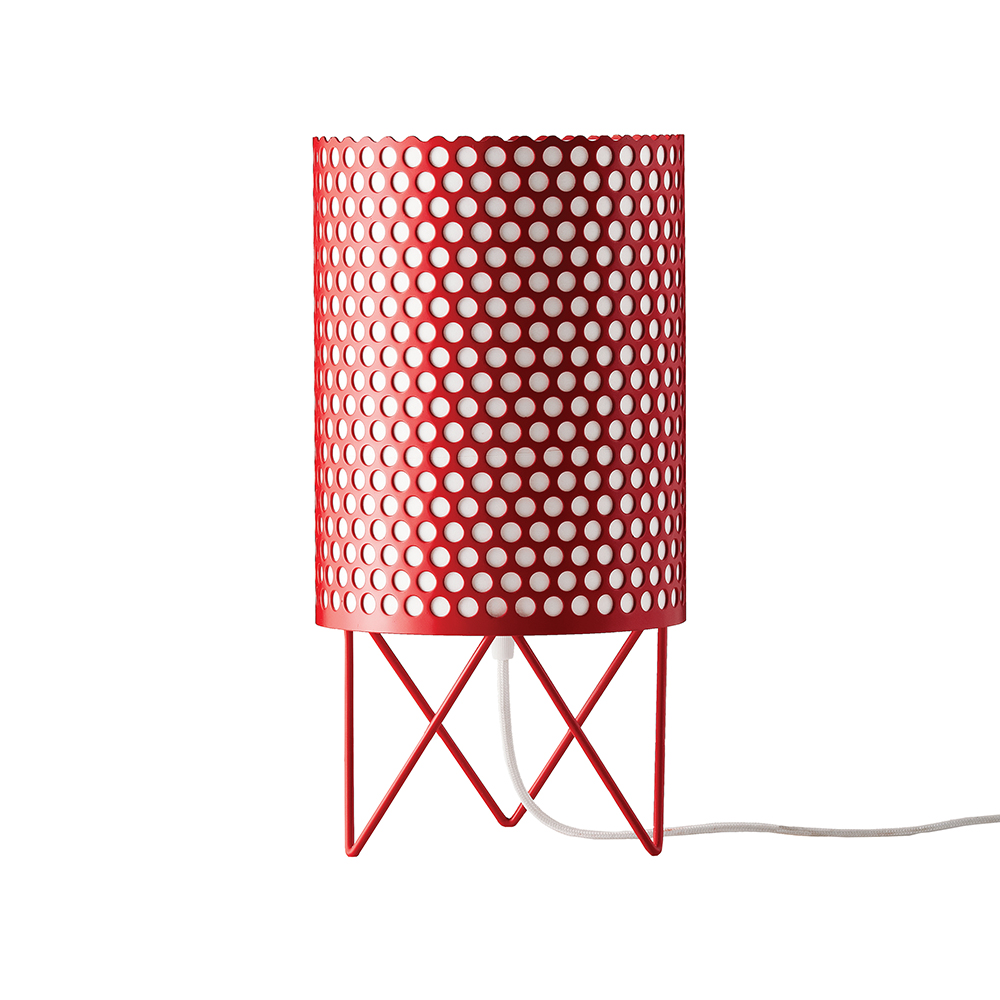 Pedrera PD4 / ABC table lamp designed by Barba Corsini & Joaquim Ruiz Millet, manufactured by GUBI Denmark.