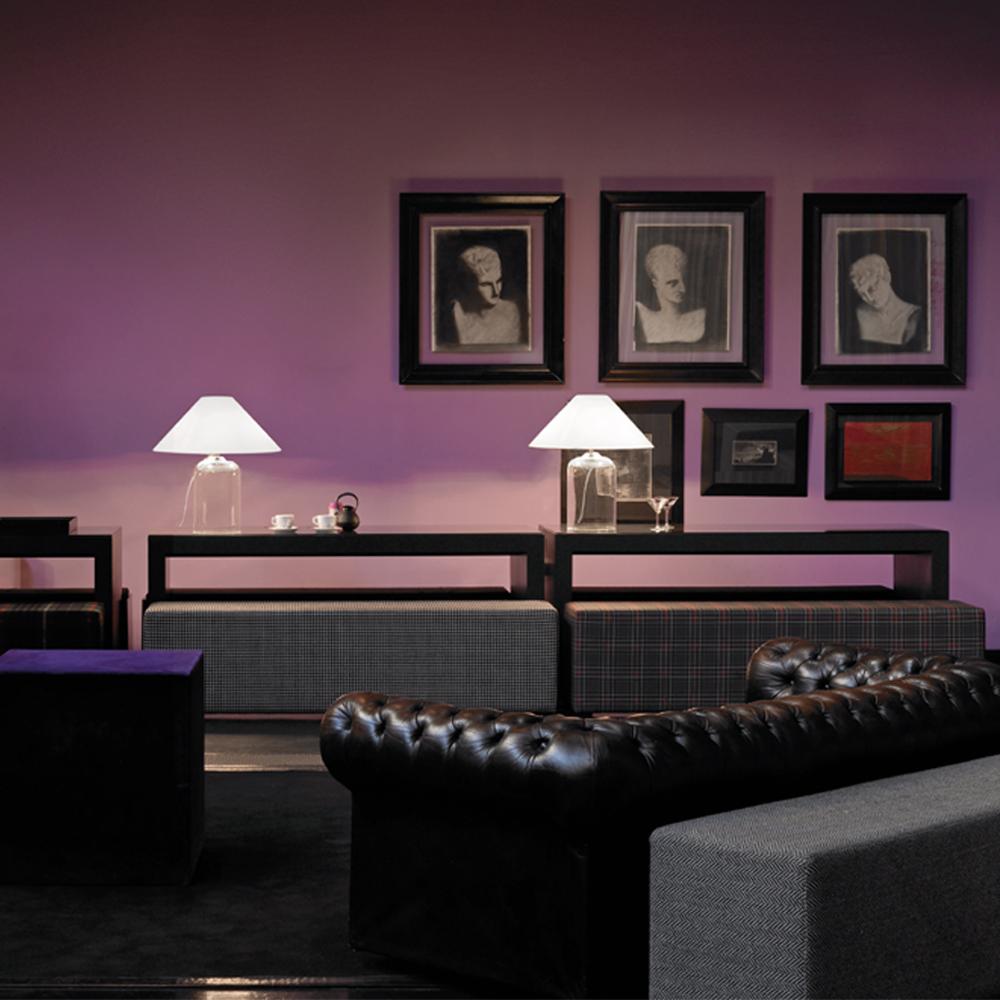 Alega Table Lamp designed by Vivo Magistretti for Vistosi