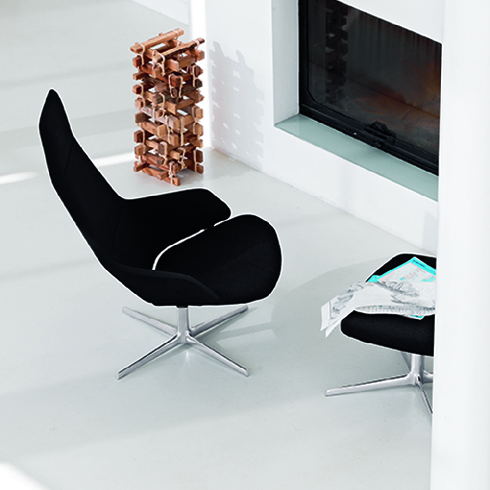 Aston Lounge designed by Jean Marie Massaud for Arper
