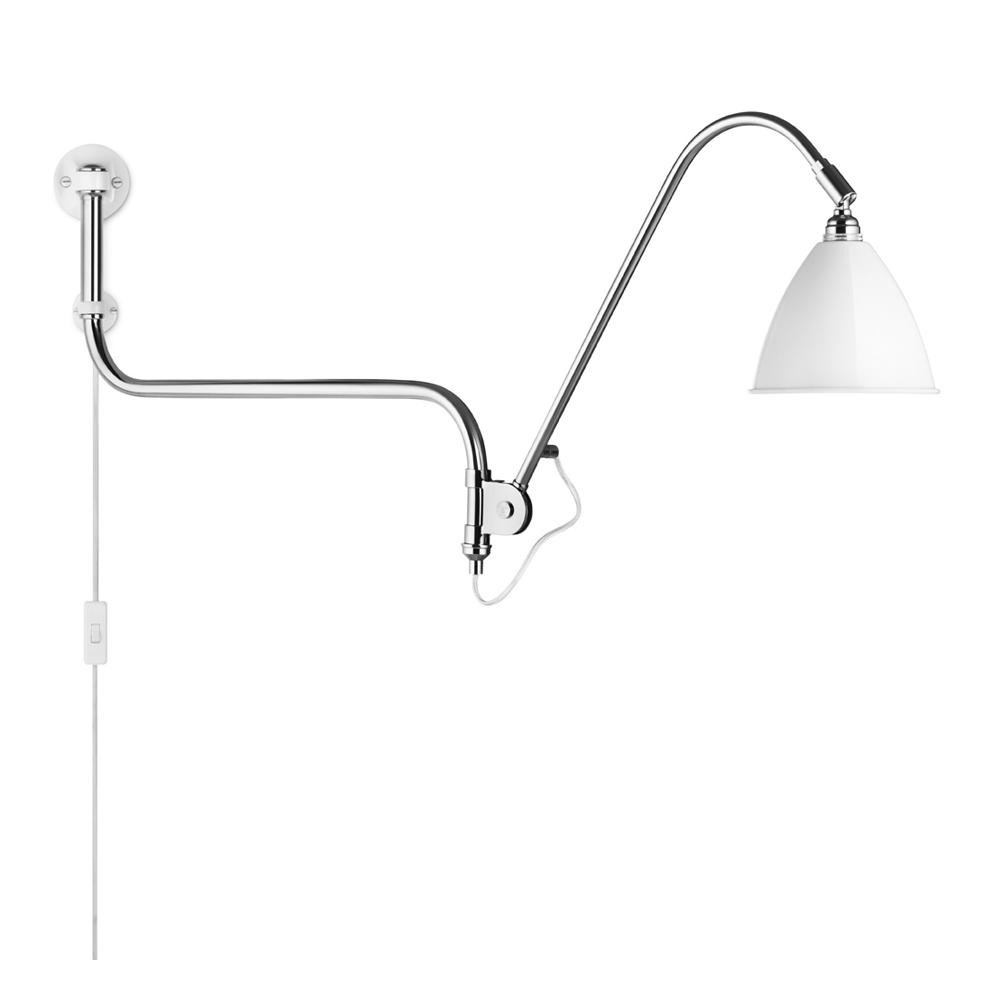 BL10 Wall light designed by Robert Dudley Best for Bestlite, GUBI Denmark